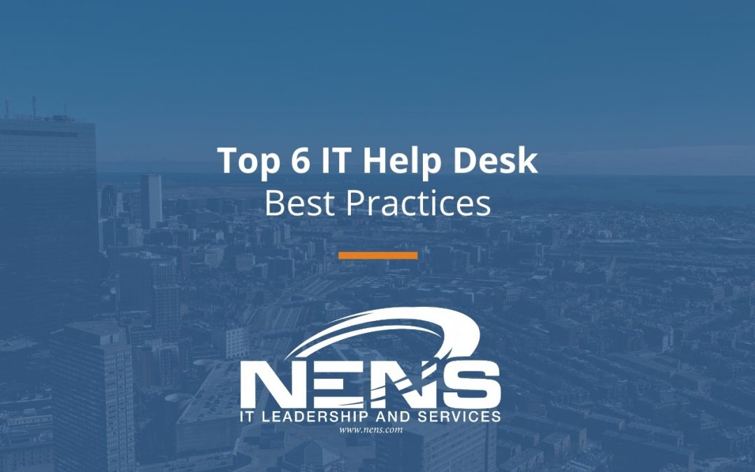 IT Help Desk Best Practices