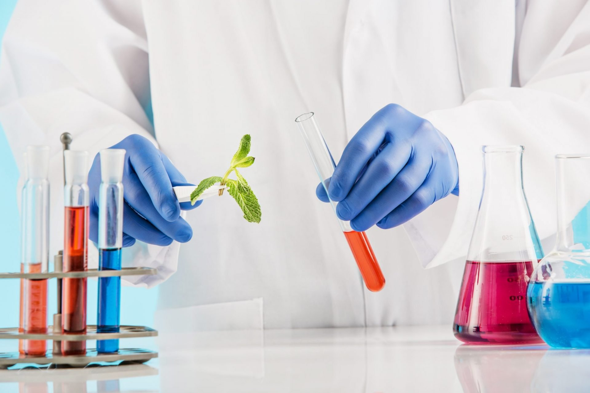 IT Services & IT Support for Industries Life Sciences